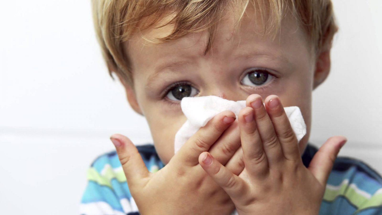 Как быстро вылечить аденоиды у ребенка