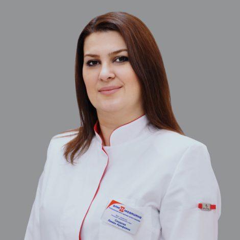 Сеидова Ляман Арифовна