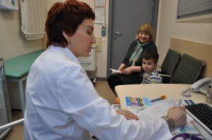 Детская иммунология в районе метро Калужская