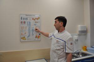 Детская иммунология в районе метро Каховская