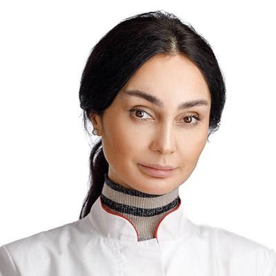 Албакова Лариса Мухмадовна