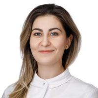 Ахинян Анжела Оганесовна